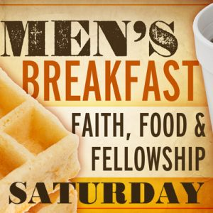 Men's Breakfast - Rigo's Restaurant
