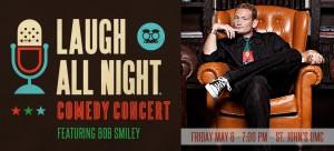 Laugh All Night with Bob Smiley @ St. John's UMC   Texas City   Texas   United States