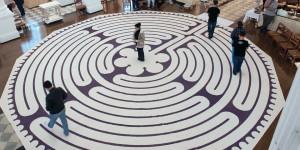 Prayer Labyrinth @ St. John's UMC | Texas City | Texas | United States