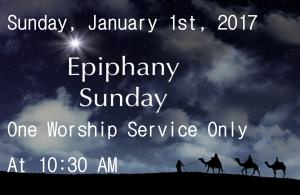 Epiphany Sunday @ St. John's UMC | Texas City | Texas | United States
