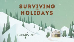 GriefShare Surviving the Holidays Seminar @ St. John's UMC | Texas City | Texas | United States