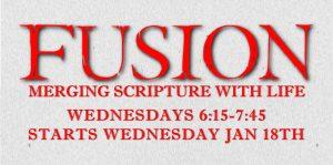 Wednesday Night Fusion @ St. John's UMC | Texas City | Texas | United States