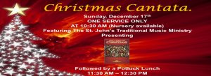 Christmas Cantata @ St. John's UMC | Texas City | Texas | United States