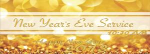 New Year's Eve Service @ St. John's UMC | Texas City | Texas | United States